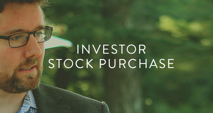 A direct purchase of a defined portion of an investor's preferred stock, through a partnership with Nasdaq.