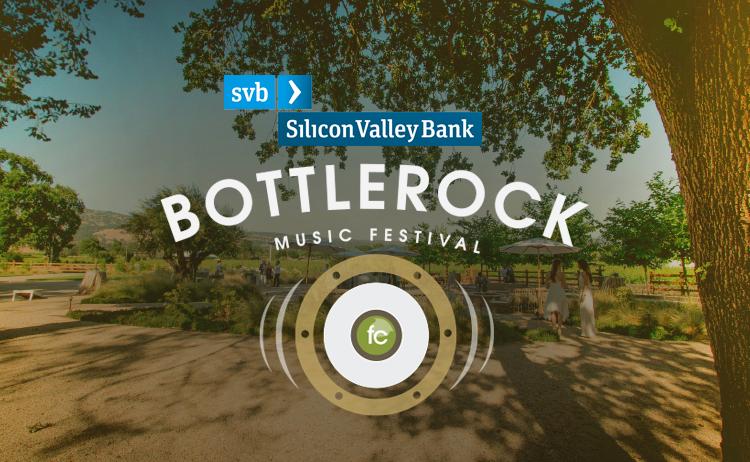 BottleRock Music Festival<br>May 24th & 25th in Napa
