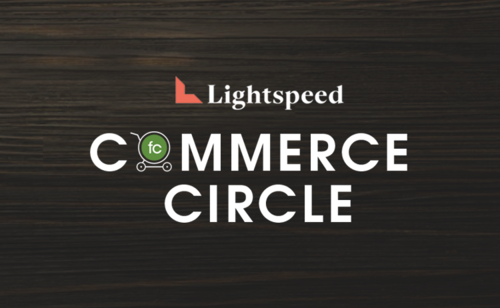 Commerce|Circle<br> July in California
