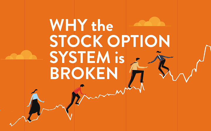 A progressive POV from Mike Dinsdale, CFO, Gusto on Why the Stock Option System is Broken<br><br></a><strong>READ MORE →</strong>