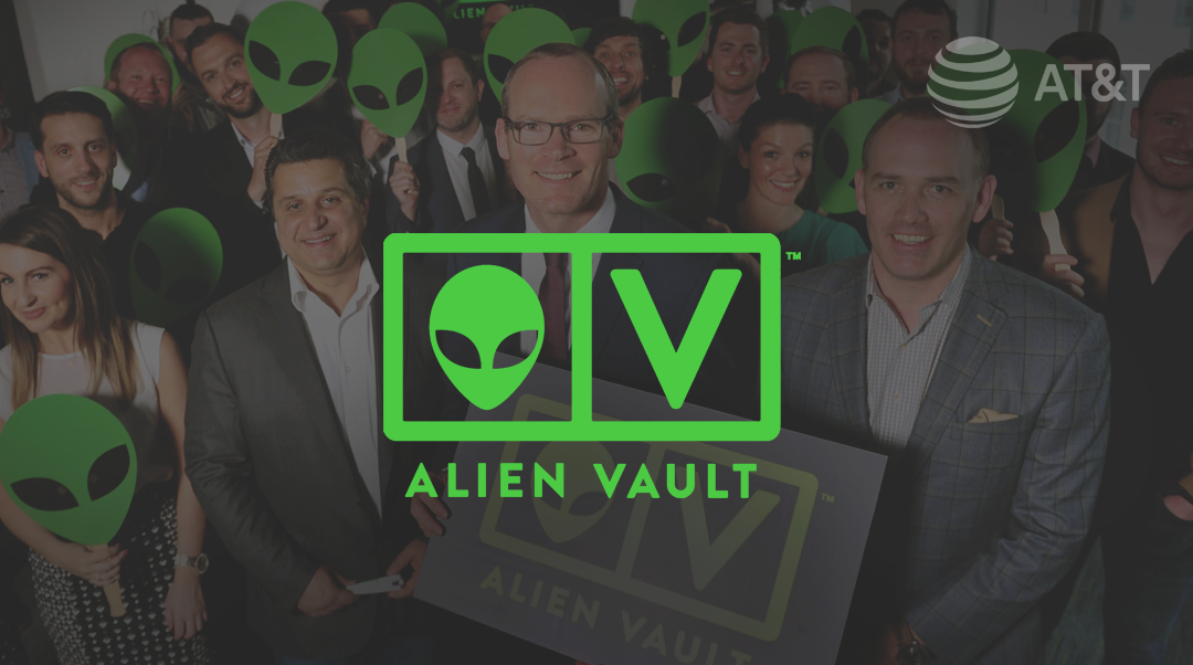 AT&T acquires threat intelligence company AlienVault<br><br></a><strong>READ THE STORY →</strong>