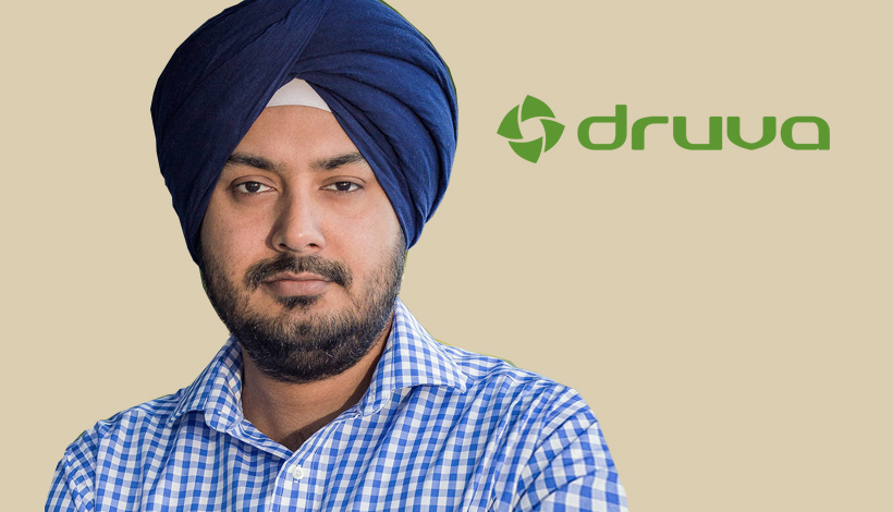 Jaspreet Singh, Founder + CEO Data Management-as-a-Service