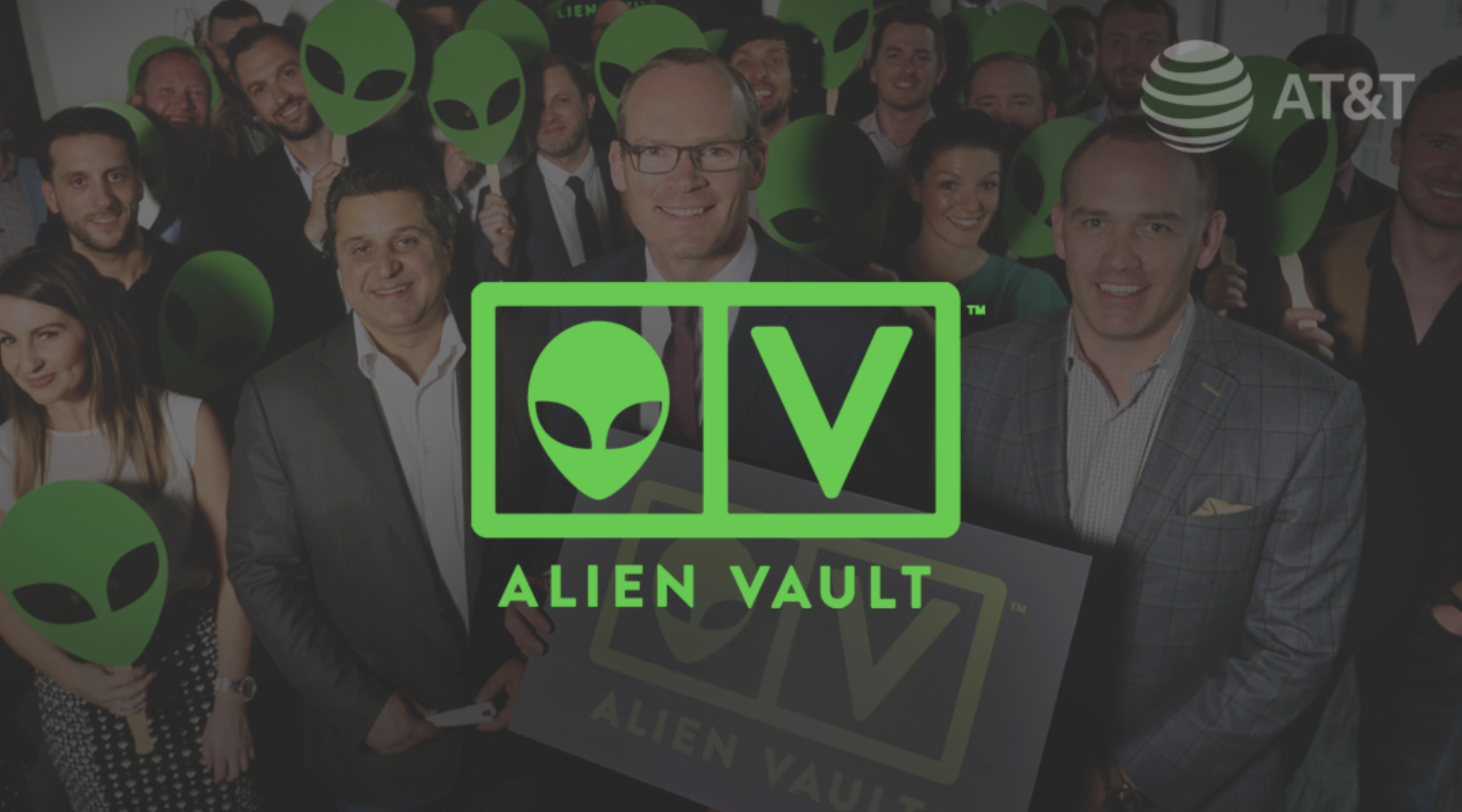 AT&T acquires threat intelligence company AlienVault   →