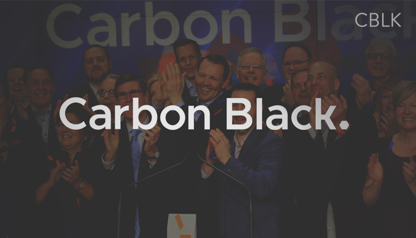 Carbon Black IPOs at Over $1.2B →