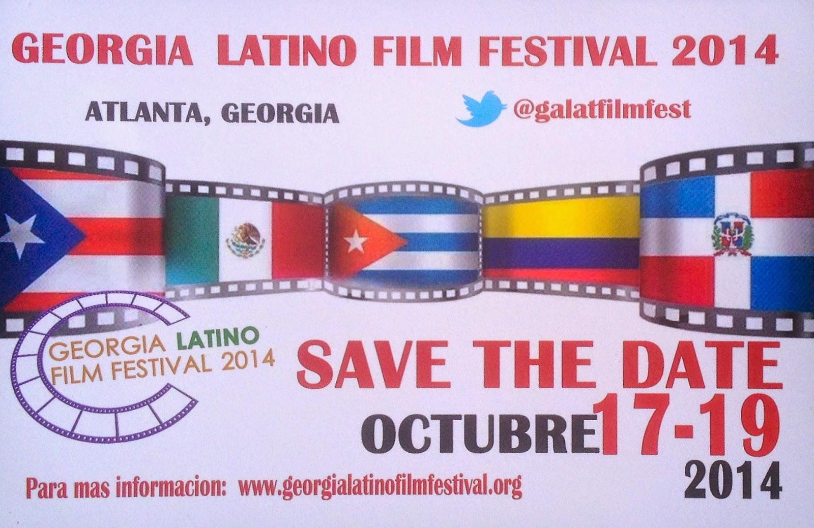 Georgia Latino Film Festival 2014