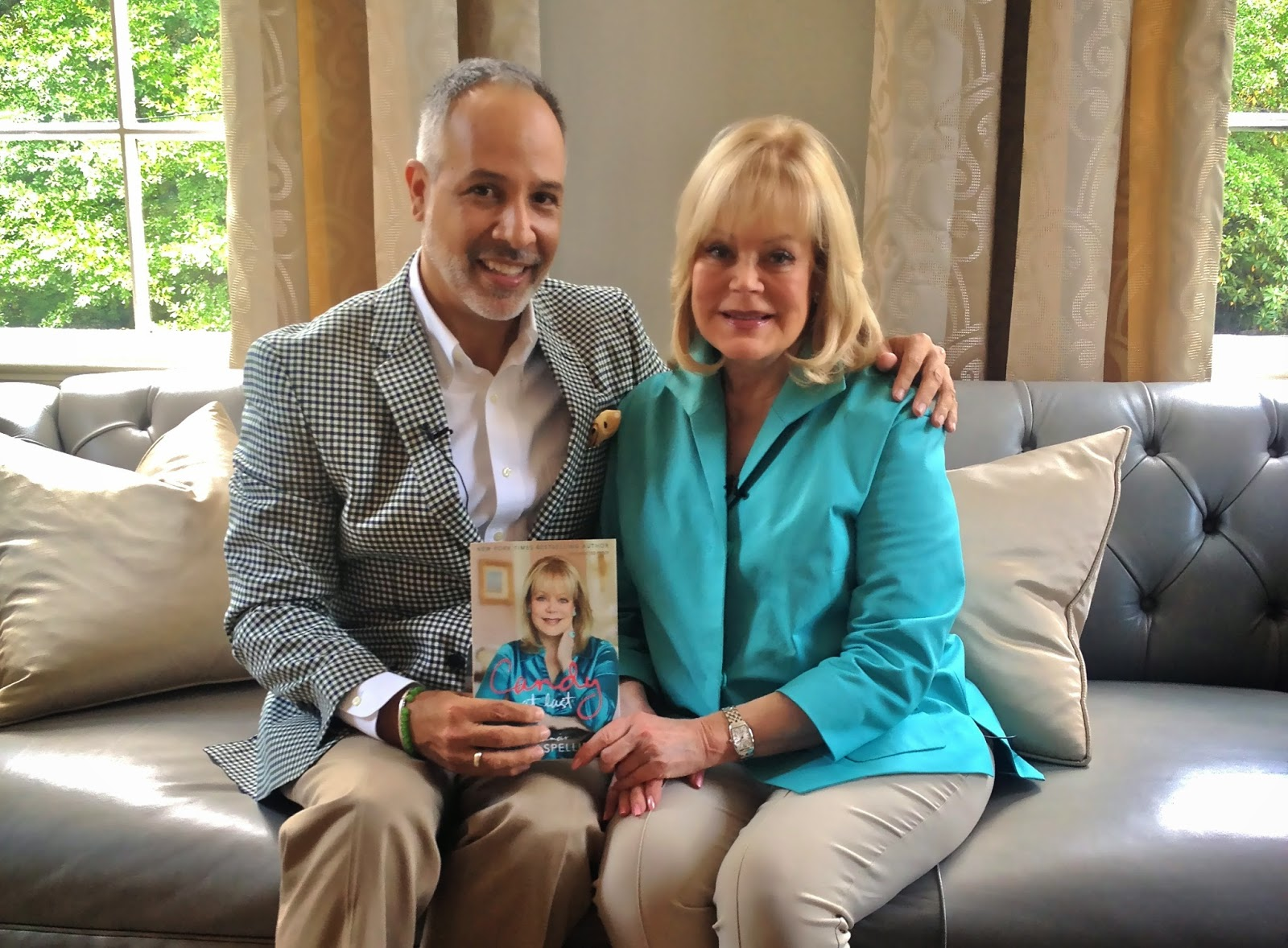 E. Vincent Martinez and Candy Spelling