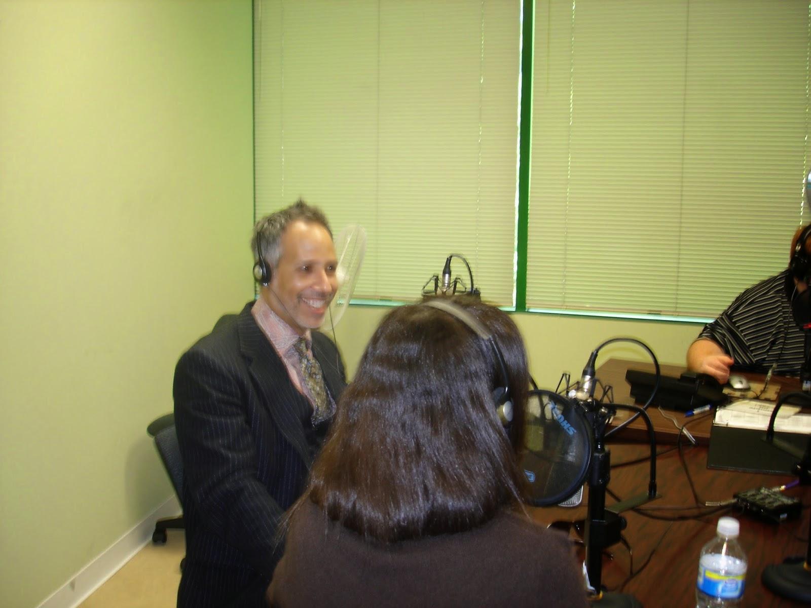 E. Vincent Martinez / radio