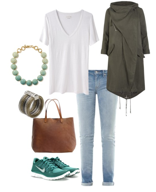 fashion-ootd-outfit-street style-demi styles-necklace-statement-banana republic-diesel-all saints-style-spring-madewell-tee-bag-marc jacobs-fashionado