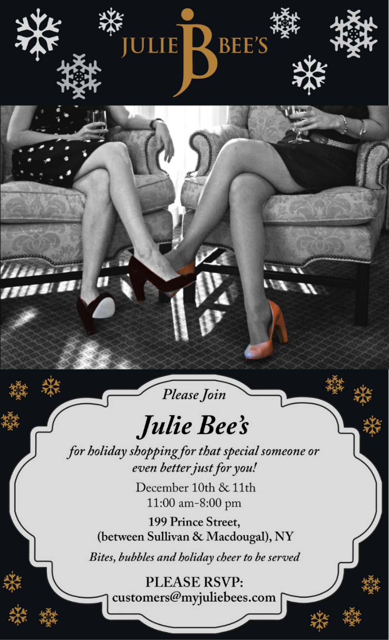Julie Brown Shoes