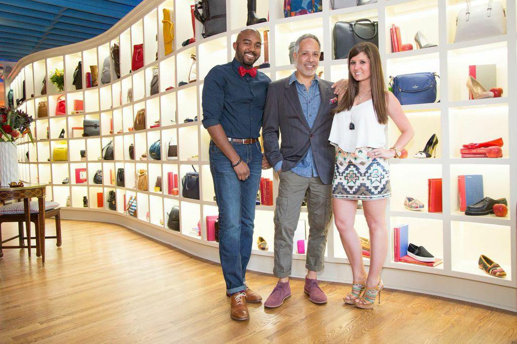 Co-hosted grand opening of William Wren boutique.  Recap & Photos.