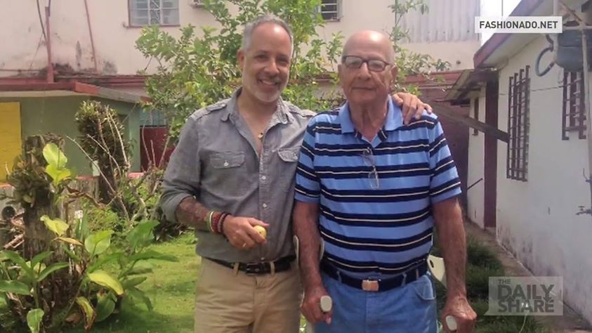 """This one goes beyond any highlight. It was everything. After more than 40 years apart I reunited with father in Cuba. AND shot a documentary about it titled Finding Dad: """"Mira... tu Papa""""  Watch Trailer ."""