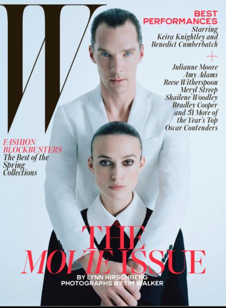Benedict Cumberbatch / Keira Knightley