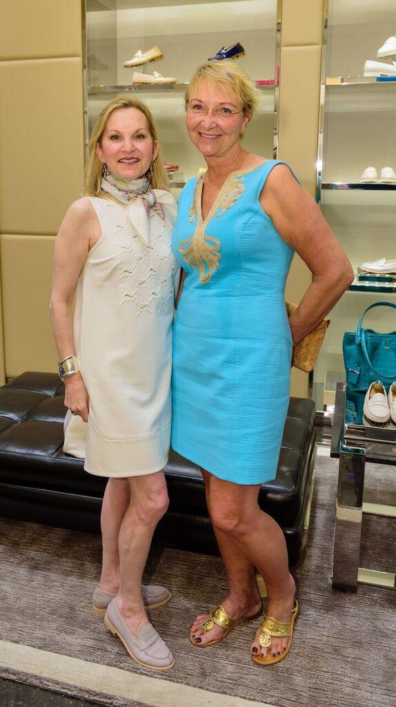 Joanne Chesler Gross& Patti Dickey