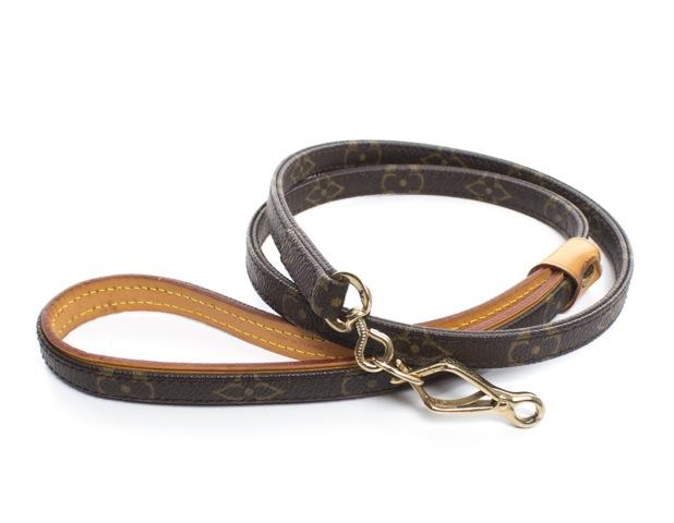 Louis Vuitton dog leash