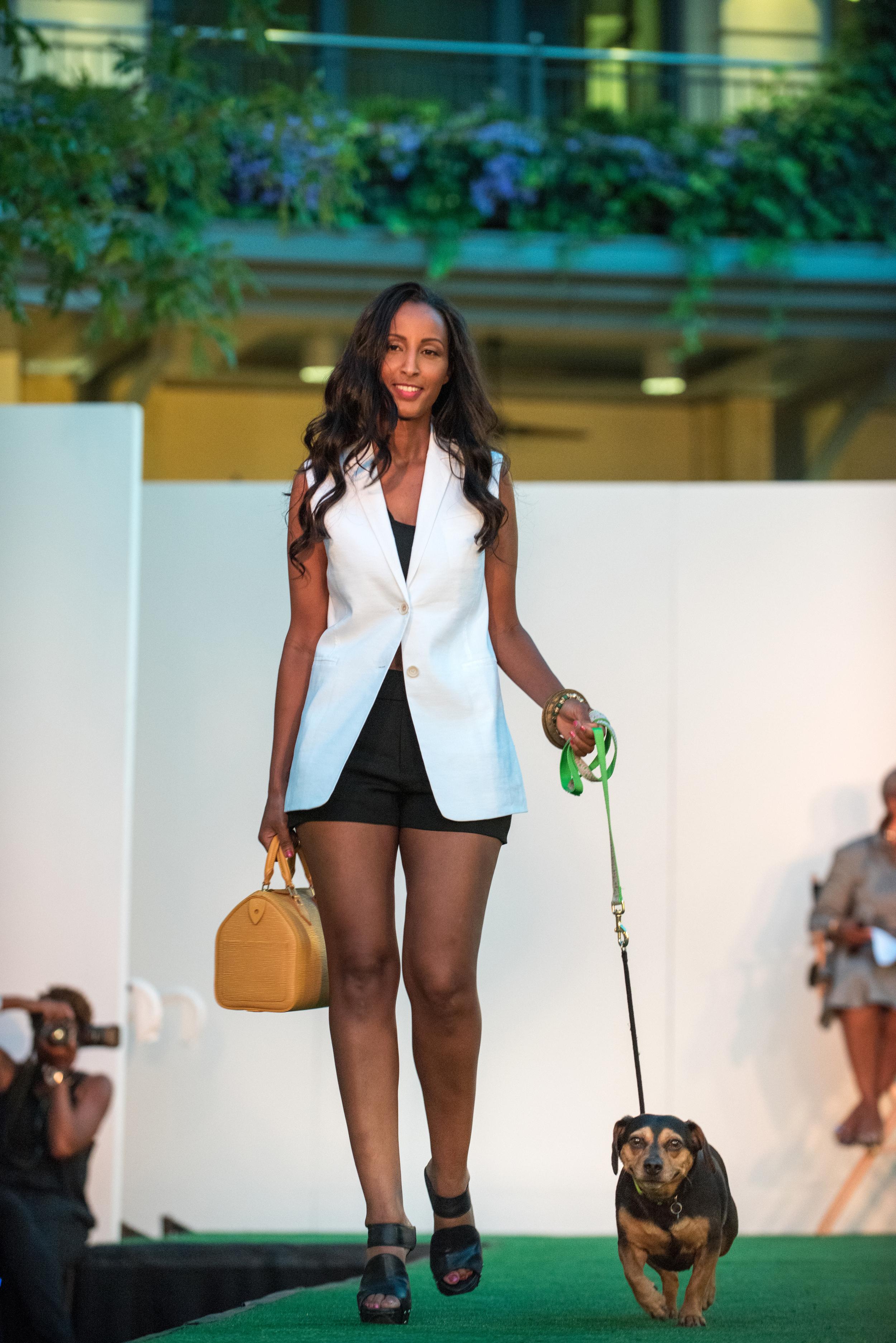 Faven Ressom & Kabob / Louis Vuitton - Bella Bag