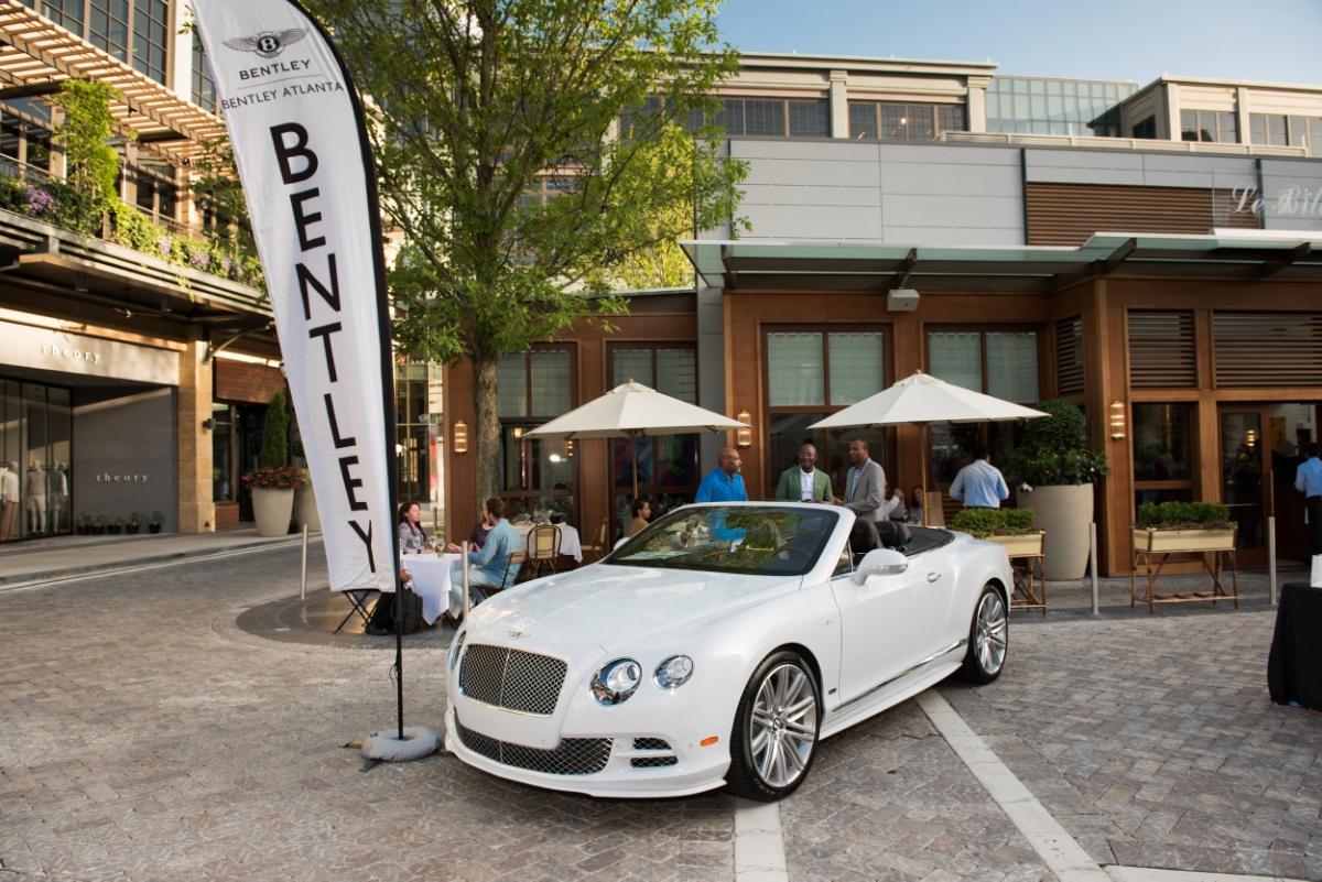 Gold Sponsor Bentley Atlanta