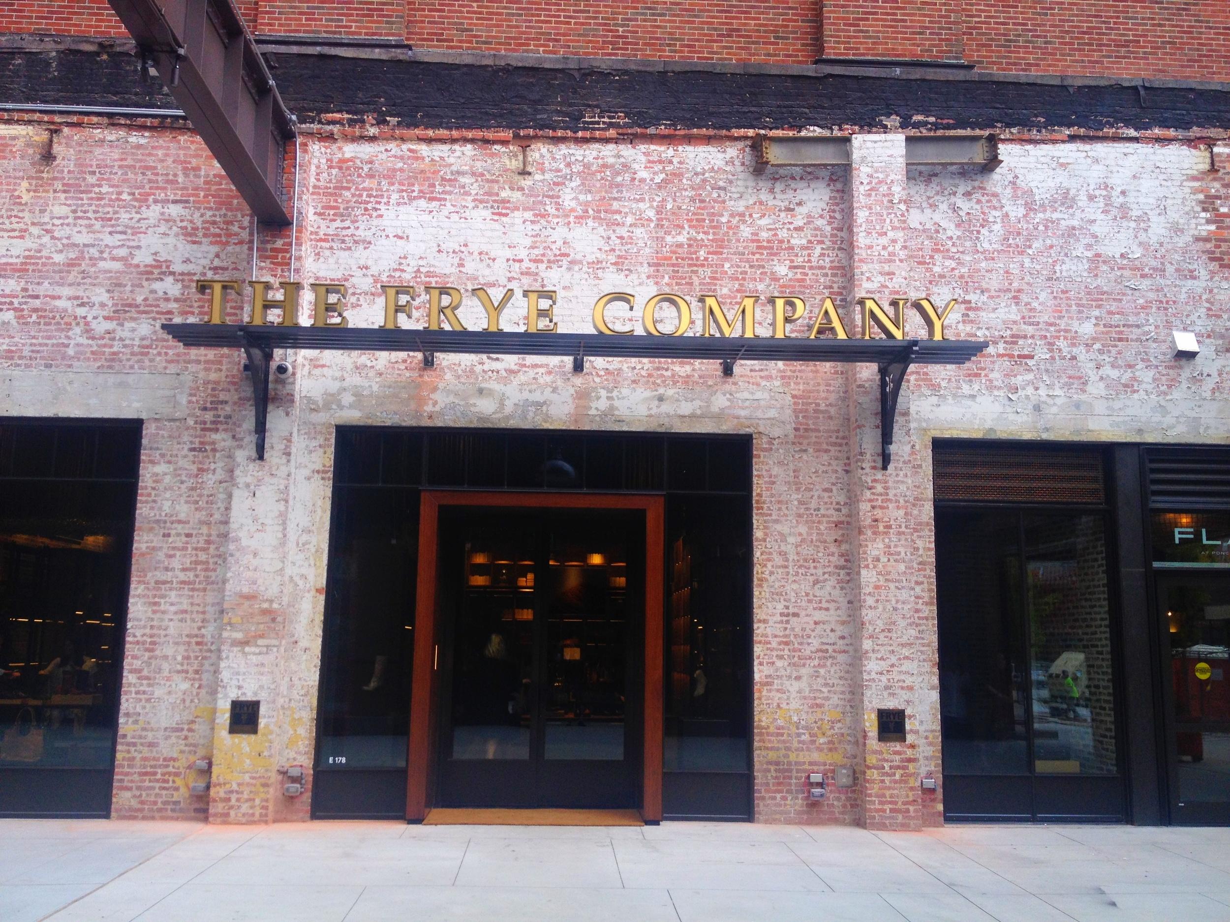 The Frye Company Ponce City Market
