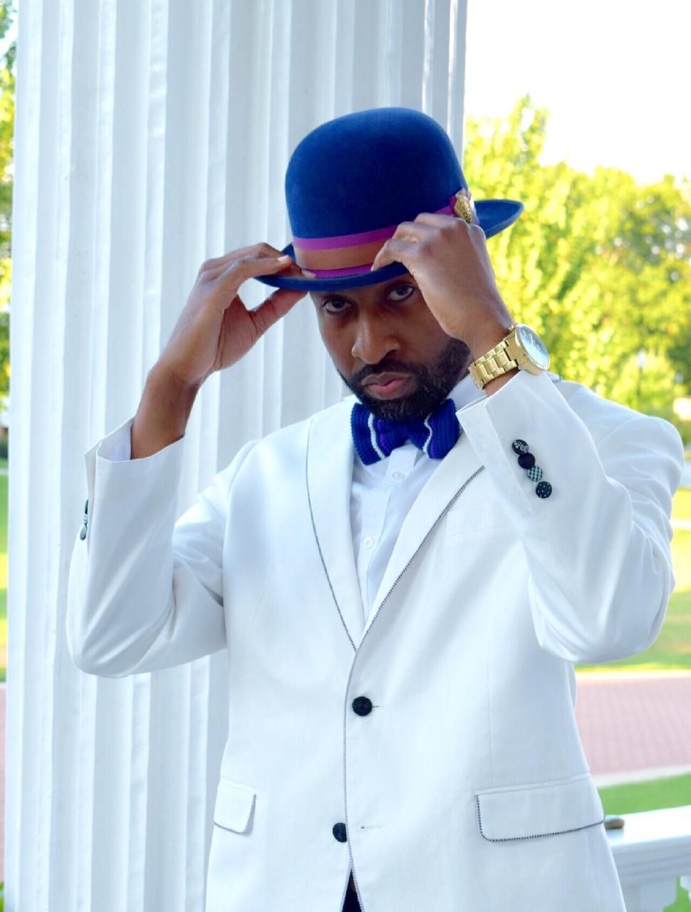 Dress Like AGent's Brian Hampton