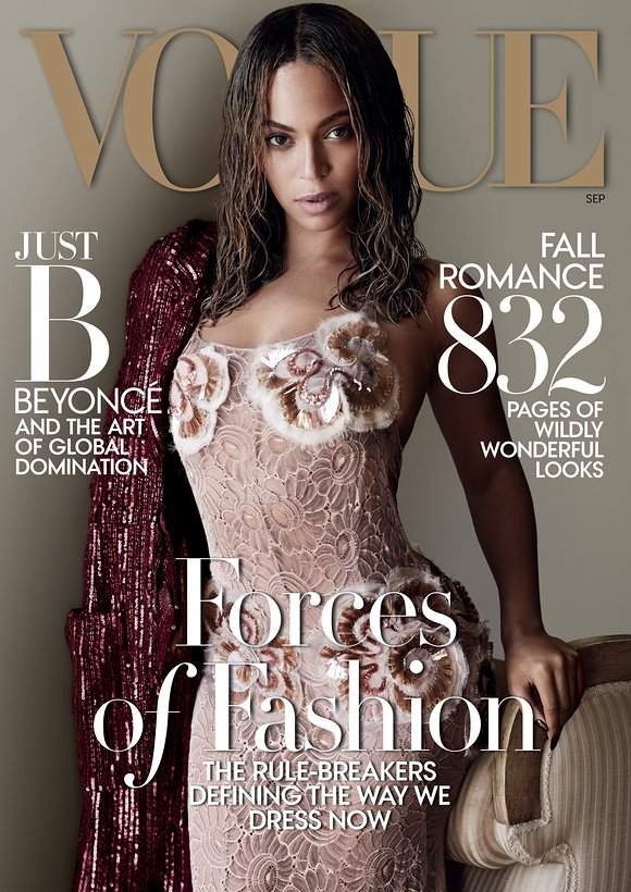 Beyonce Vogue Cover #septemberissue