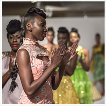 8. Africa Fashion Week