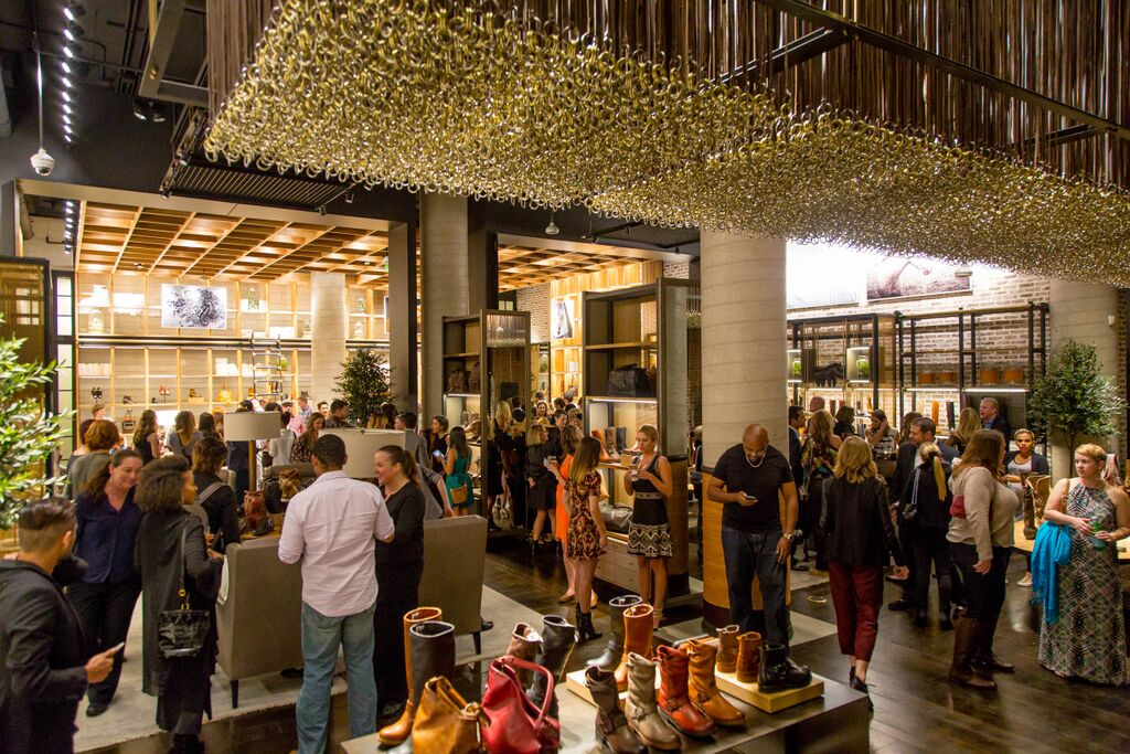 The Frye Company Atlanta Opening -  Photos: Tomas Espinoza