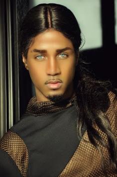 bello sanchez americas next top model fashionado
