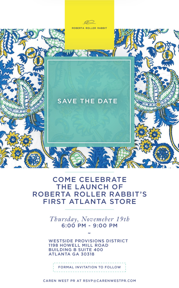 Roberta Roller Rabbit fashionado