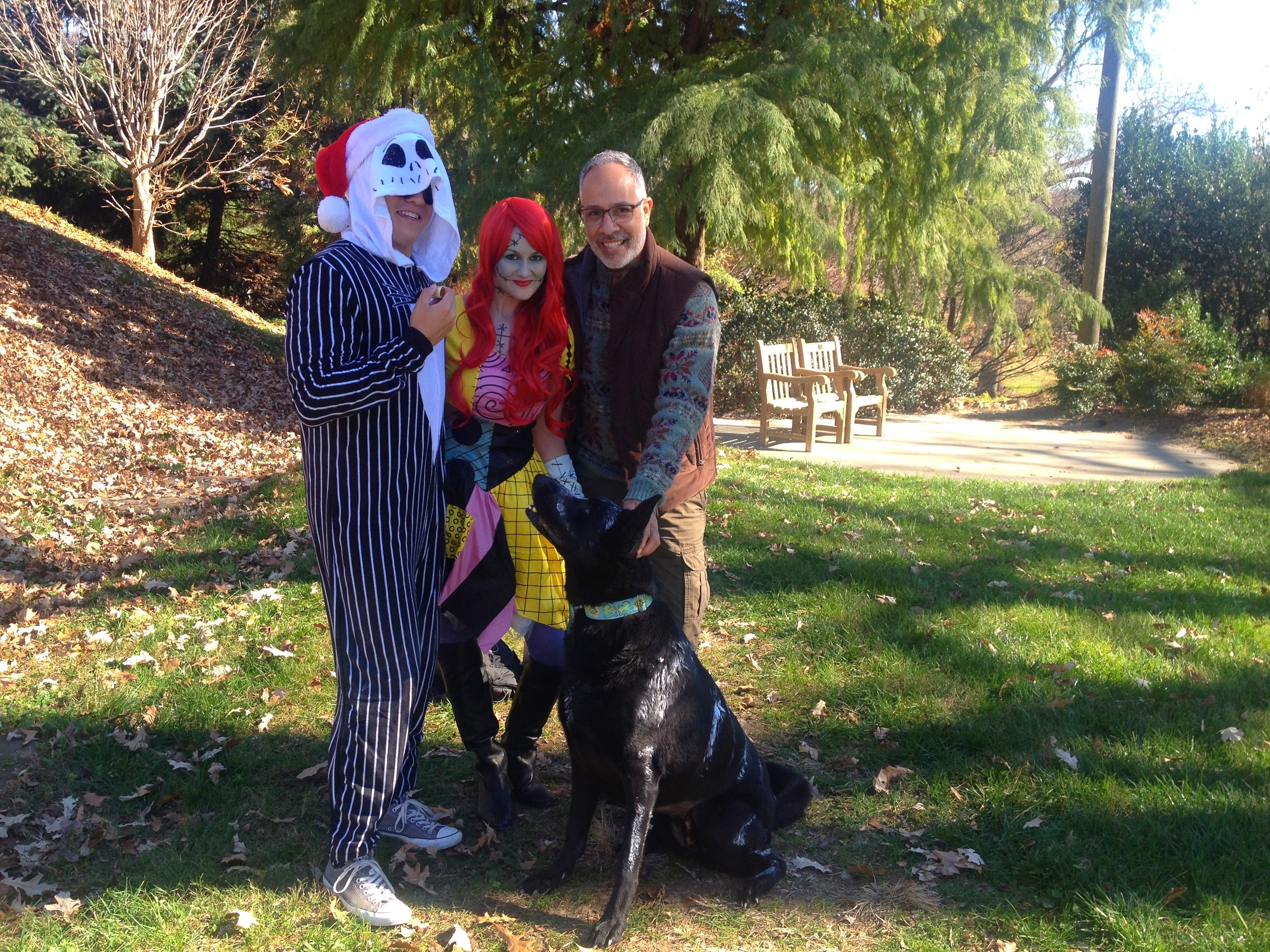 Best Dog-Owner Dress-a-Like Winner