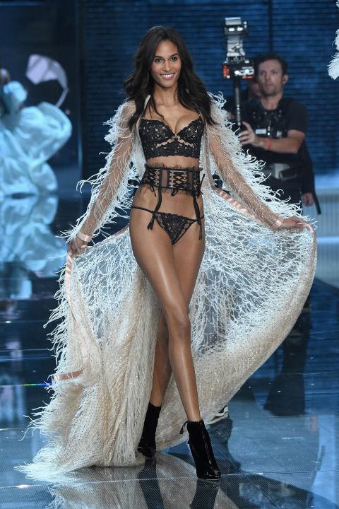 Joan Smalls Victoria's Secret Fashion Show