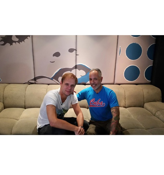 Armin van Buuren TomorrowWorld