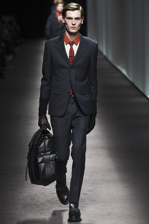 Canali Menswear Fall 2016