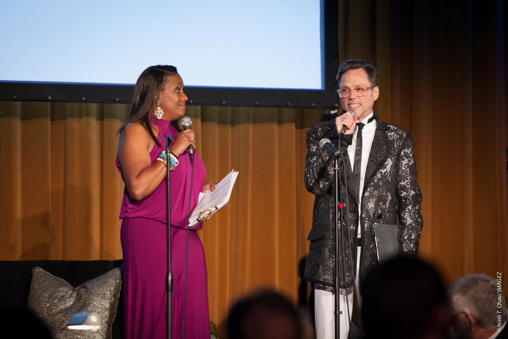 Karyn Greer & Steve Hightower