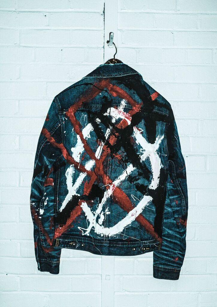 Maxim Beeching-designed Fourth of November Denim Jacket