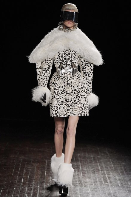 Sarah Burton for Alexander McQueen, Fall 2013