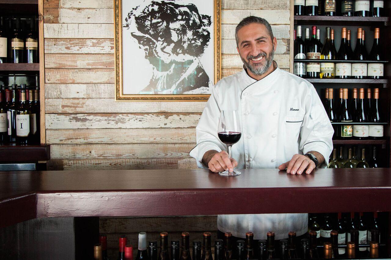 Chef Mimmo Alboumeh
