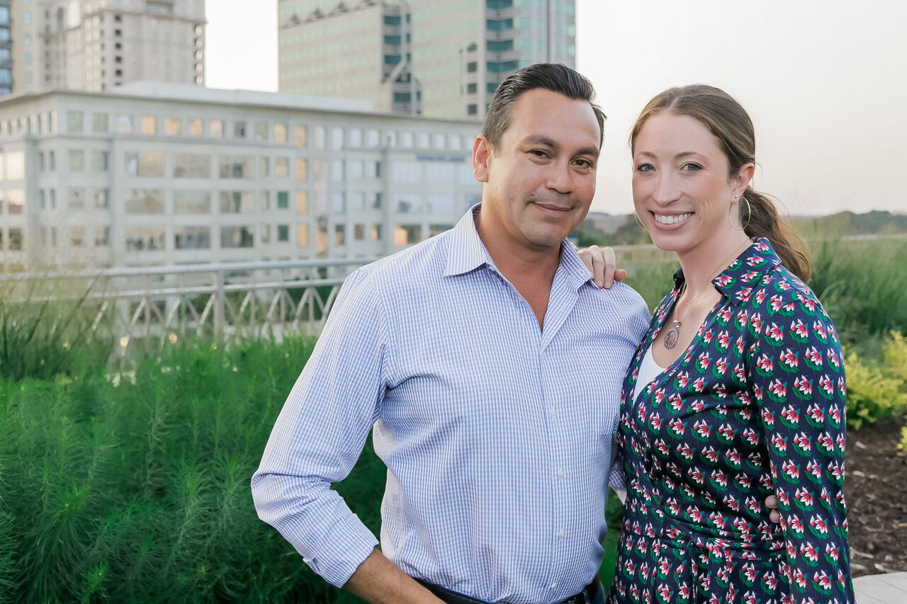 Marc Castillo & Johanna Ellis