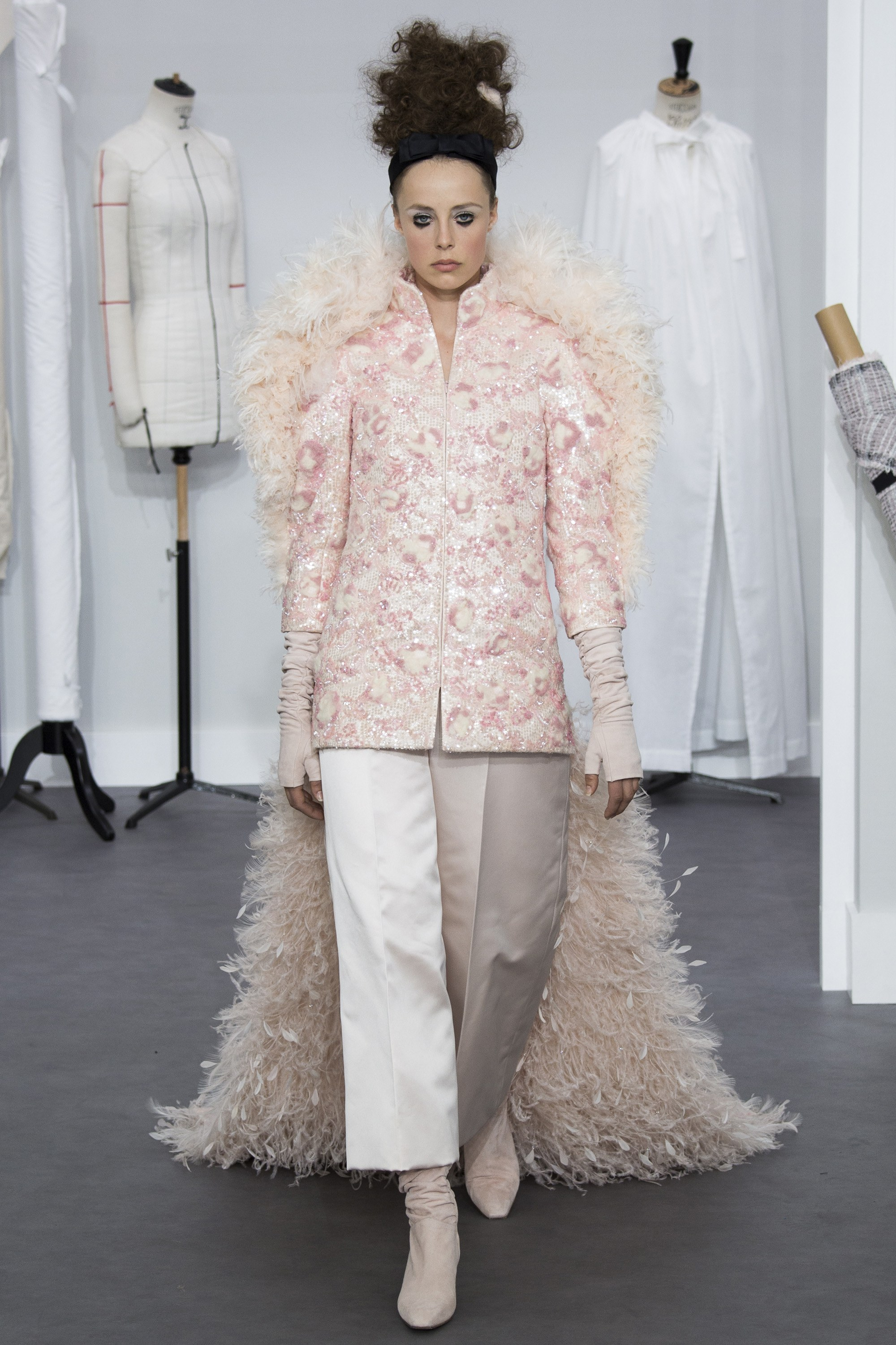Chanel couture fall 2016