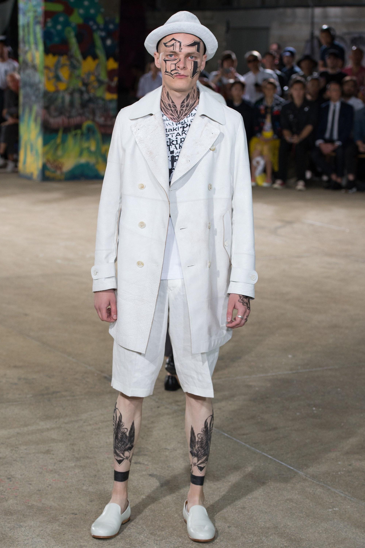 Junya Watanabe Spring 2017 Menswear