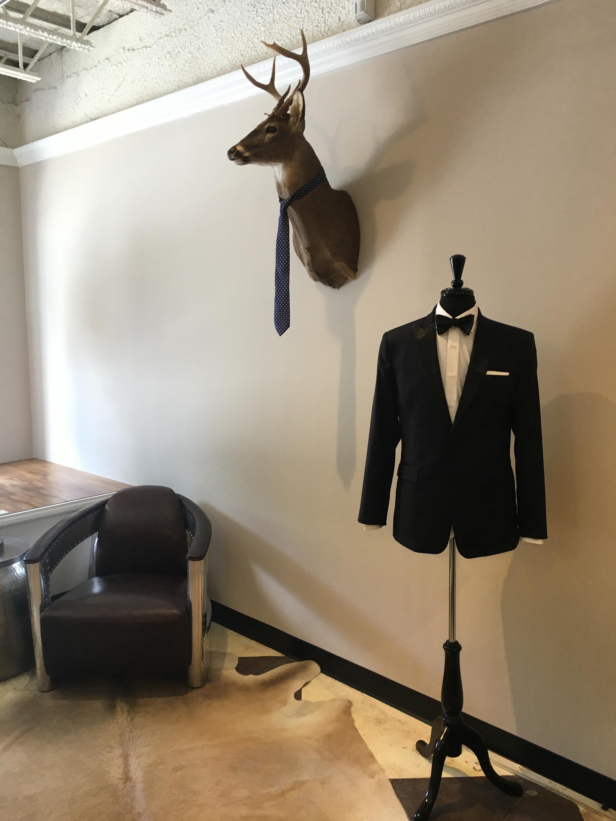 the Alton Lane tuxedo