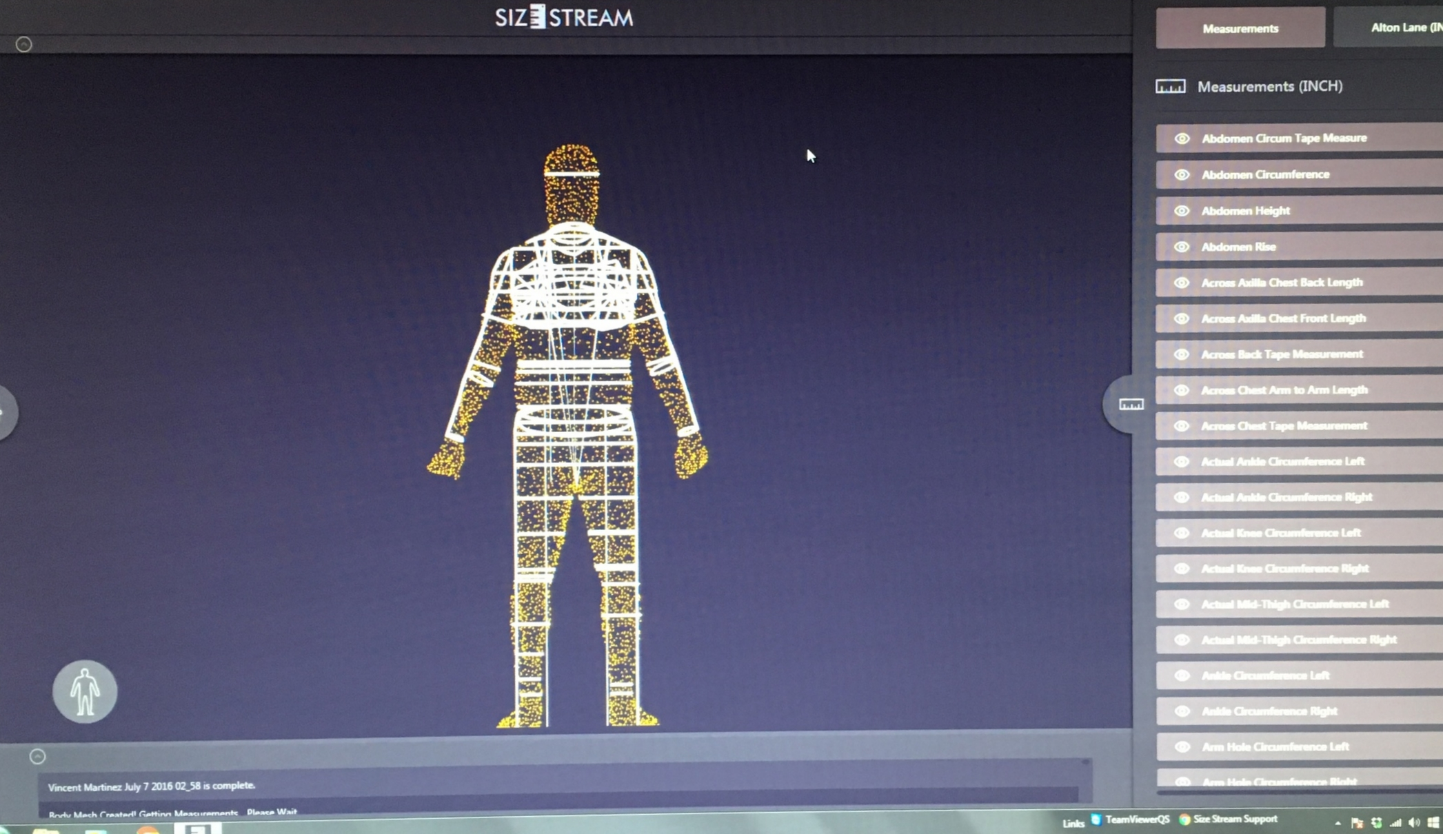 That's me in 3D...