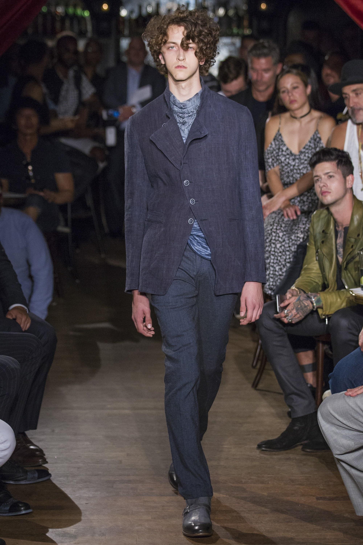 John Varvatos Spring 2017 Menswear NYFWM
