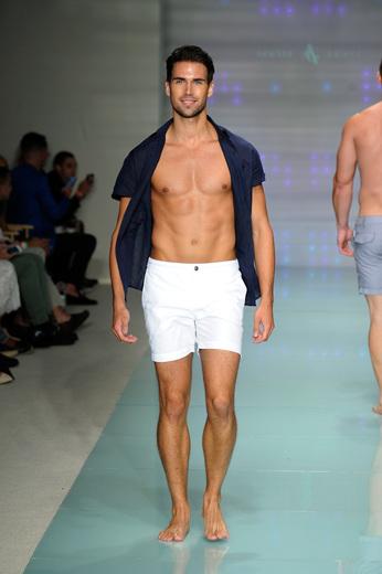 Argyle Grant At Art Hearts Fashion Miami Swim Week
