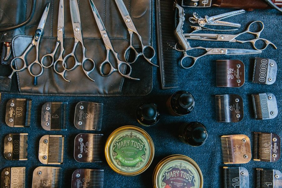 Beards, Brews and Leather at The Frye Company in Ponce City Market