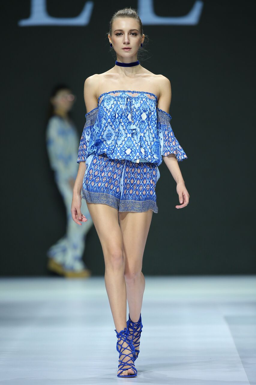 Recap: Mercedes-Benz Fashion Week China Art Hearts Fashion