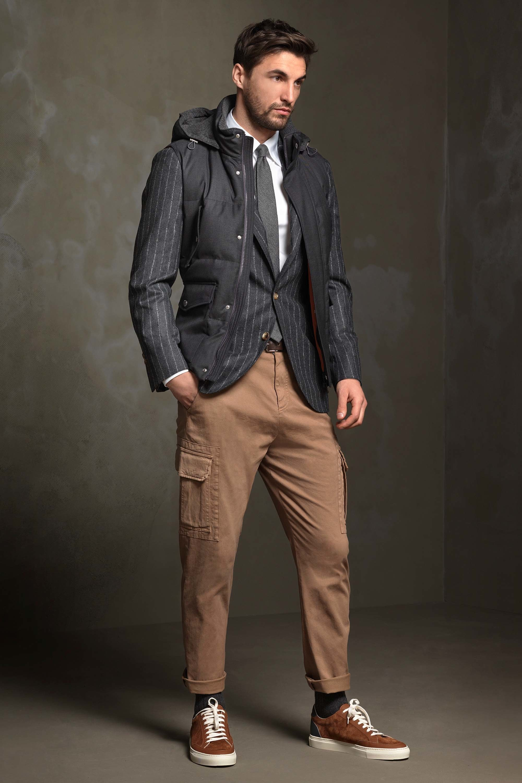 Brunello Cucinelli Fall 2017 Menswear