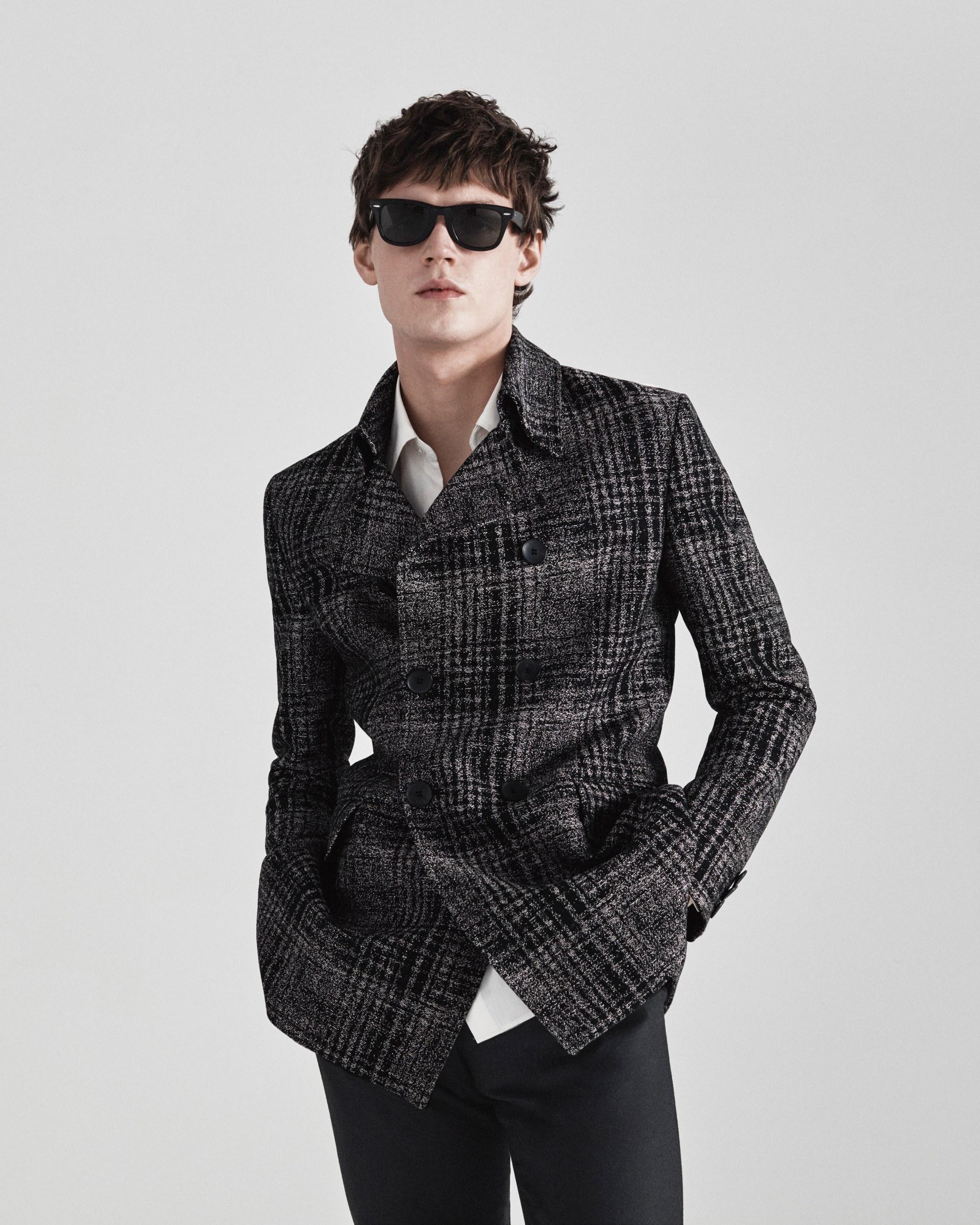 Jeffrey Rüdes Fall 2017 Menswear