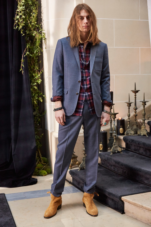 The Kooples Fall 2017 Menswear