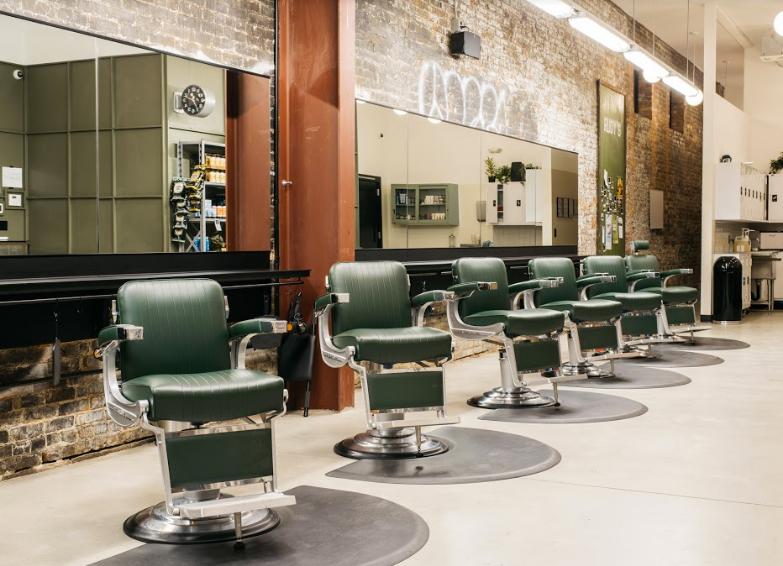 rudys barbershop ponce city market fashionado
