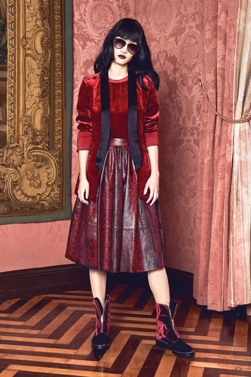 Alice + Olivia by Stacey Bendet Fall 2017