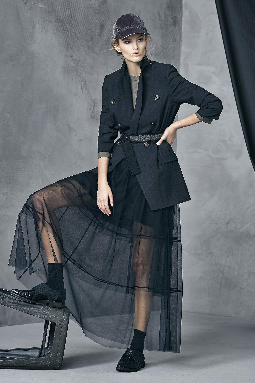Brunello Cucinelli Fall 2017 Womenswear